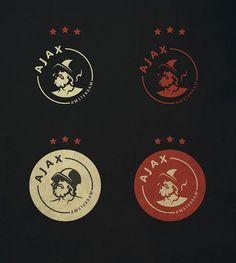 AJAX Amsterdam_logo concept on Behance