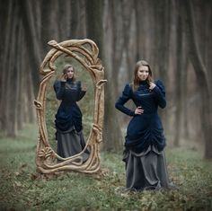 Astral Prison - Mirror, silent forest and evil twin sister.