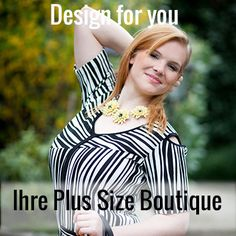 Design for you - Big Size Fashion made in Austria www.designforyou.at