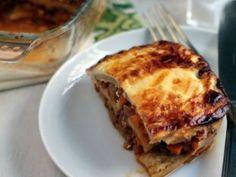 La moussaka vegetariana - Foto 0