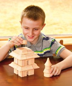 Take a look at this Oriental Blocks Set on zulily today!