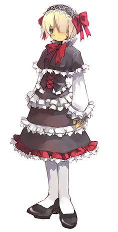 Alice // Luminous Arc