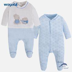 581c15c8045 Set dos pijamas punto Accesorios Para Bebes