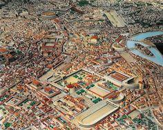 El Campo de Marte. Roma S.III d.C.