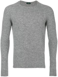 Moncler - Grey Classic Crewneck Sweater | KNITWEAR | Pinterest | Moncler, Crewneck sweaters and Gray
