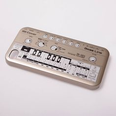 TB-303 iPhone 4/4s case GOLD Special Edition by analogsweden