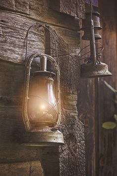 warm glow of an old lantern's light on an autumn night... photograph by Heather Applegate