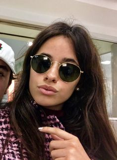 Fifth Harmony, Camila And Lauren, Fangirl, Famous Women, American Singers, To My Daughter, Sunglasses Women, Sexy, Couple