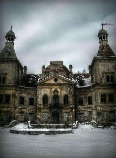 Poland .Abandoned Sanctuary