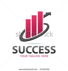Success Logo Icon Elements Template