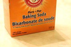 Le bicarbonate de soude et le peroxyde d'hydrogène