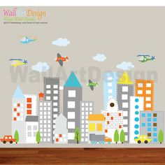 Kids Vinyl Wall Sticker