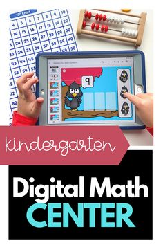 Use this kindergarten math center for distance or digital learning. Use as an individual kindergarten math assignment or as an assessment. Students will practice counting on. Use as a math center or as a technology center. Use these digital task cards with google slides or google classroom. Kindergarten Math Activities, Kindergarten Classroom, Literacy Stations, Literacy Centers, Google Math, Digital Literacy, Google Classroom, Learning Resources, Task Cards