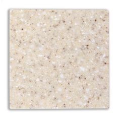 48 in. Covossi Solid Surface Countertop is a cost-efficient, durable, and practical countertop option for residential and commercial uses. The impervious surface resists stains, scratches, Countertop Backsplash, Countertop Options, Solid Surface Countertops, Shades Of Beige, Beige Color, Guest Bathrooms, Bathroom Ideas, Expensive Stones, Thing 1