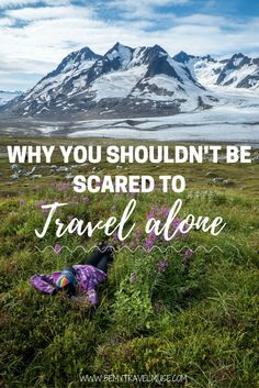 Here are the reasons why you shouldn't be scared to travel alone | Solo Female Travel | Solo Travel Tips | Travel alone | Travel motivation | Wanderlust | Be My Travel Muse
