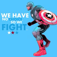 We Have No Choice. So We Fight.