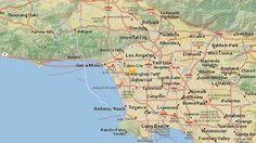 Earthquakes Hit Baldwin Hills, Felt Across LA Earthquake Today  #EarthquakeToday
