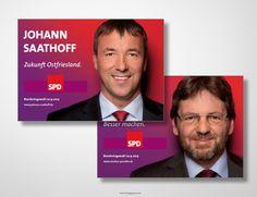 © www.designstuuv.de | Wahlplakate Wassermänner SPD