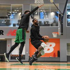 121818 Nba Players, Basketball Players, Basketball Court, Baskets, Custom Basketball, In The Hole, Basketball Pictures, Kyrie Irving, Like A Boss