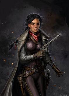 193 best Characters: Gunslinge...