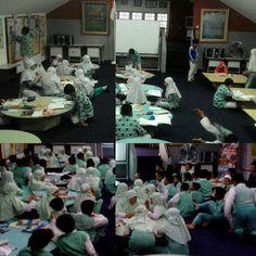 Perpustakaan Bunga Bangsa ƸӜƷ: Nonton Bareng film kisah Pengorbanan Nabi Ibrahim ...