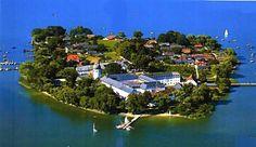 Fraueninsel, Chiemsee Deutschland