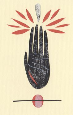RAISED HANDS - Kaye Blegvad