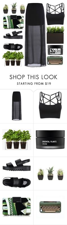 """""""#SheIn"""" by credentovideos ❤ liked on Polyvore featuring Boskke, Koh Gen Do, Jeffrey Campbell and Emilio Pucci"""