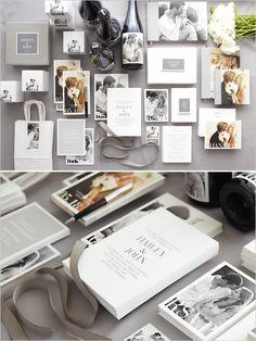 Pinhole Press Wedding Stationery