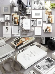 Pinhole Press Wedding Stationery