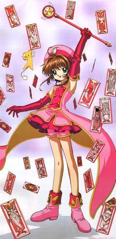 Sakura Card Captor