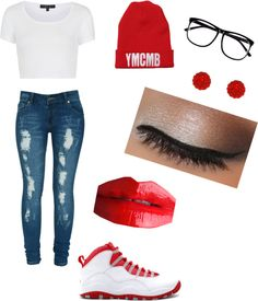 """YMCMB3"" by babygurl-2037 on Polyvore"