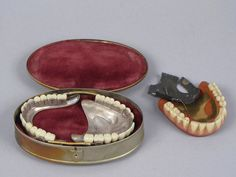 "Some Dental history ""bites"""