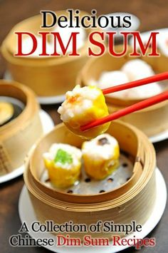 Delicious Dim Sum: A Collection of Simple Chinese Dim Sum Recipes - Kindle edition by Cooking Penguin. Wine Recipes, Asian Recipes, Great Recipes, Cooking Recipes, Japanese Recipes, Asian Foods, Japanese Food, Ethnic Recipes, Authentic Chinese Recipes