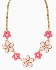 charming charlie | Petal Rock Necklace | UPC: 450900350178 #charmingcharlie