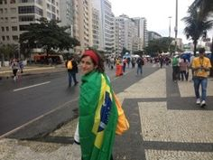 No nos importa la lluvia ni el frío. Diario desde #Río2013 (VI)