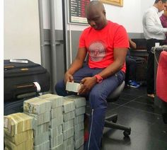 Im sure some of you heard Mompha in 9ice hit song Living Things While he was hailing Nigerian Big Boys.  Here are Details about the Flamboyant Lagos Big boy Ismail Mustapha a.k.a Mompha..  Ismail Mustapha a.k.a Mompha is a Nigerian Big Boy who owns Mompha Bureau De Change Located at Bankole street Balogun in Lagos Island.  Mompha is a philanthropist and best known for his Bureau De Change Business and Luxurious lifestyle he lives both home and abroad. The young man has taste for good things…