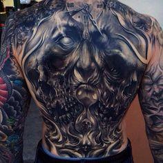 Tattoo by Carl Grace