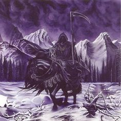 © KRISTIAN WåHLIN a.k.a NECROLORD    Dissection - Storm of the Lights bane (1995)