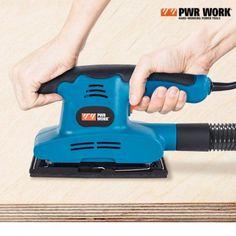 Ponceuse Électrique PWR Work