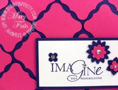 stampin up word play
