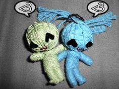 Yarn Doll Luv by ~NClovezzz on deviantART