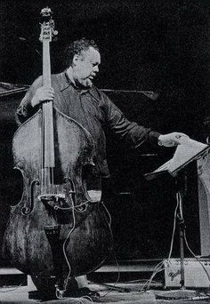 Charles Mingus is one of the most important bassists and figures in jazz. Although possessing tremendous bass talent, Mingus loved classical music and considered the cello to be his true calling.