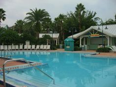 Disney's Old Key West Resort swimming pool