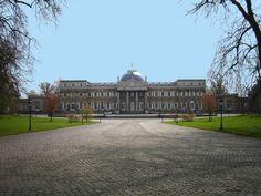Schloss Laeken Brüssel im Belgien Reiseführer http://www.abenteurer.net/1000-belgien-reisefuehrer/