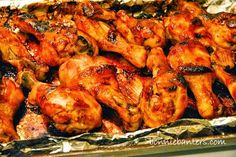 No Grill Needed...Bonnie Banters: Finger-Lickin' Good Oven-Barbecued Chicken Drumsticks!