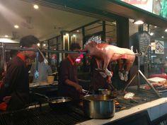 Some amazing food in Koh Samui!