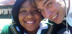 Markus in Südafrika: Wo der Prefix die Haare kontrolliert
