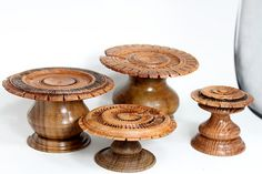 Earring Holders, Earring Tree, Wooden Earrings, Wood Lathe, Jewelry Stand, Woodturning, Support, Woodwork, Display