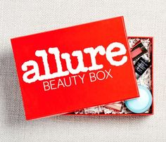 Check out the spoilers for the March 2016 Allure Beauty Box + save $5 off your first box!